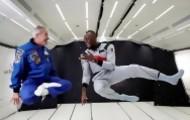 Portal 180 - Usain Bolt corrió en un avión sin gravedad