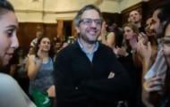 Portal 180 - Arim electo rector de la Udelar pero un grupo de estudiantes no lo dejó hablar