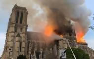 Portal 180 - Las imágenes del incendio de Notre Dame
