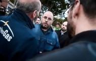 """Portal 180 - Trabajadores reclaman una """"solución de fondo al servicio público de gas natural"""""""