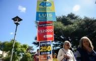 Portal 180 - Cartelería política: Intendencia ya aplicó más de 200 multas