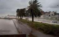 Portal 180 - Ciclón puede causar vientos fuertes y muy fuertes