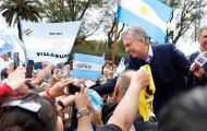 """Portal 180 - Macri cree que se resolverá """"el tema económico"""" si es reelegido en Argentina"""