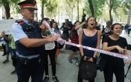 Portal 180 - María entregó su hija a la policía catalana
