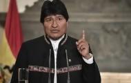 Portal 180 - Evo Morales obtendría la reelección en primera vuelta