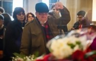Portal 180 - Las imágenes del homenaje a Eduardo Bleier