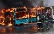 Portal 180 - Chile paralizado ante las peores protestas desde el retorno a la democracia