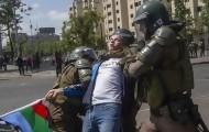 """Portal 180 - """"Estamos en guerra"""", dice Piñera en tercer día de disturbios en Chile"""