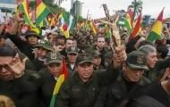 """Portal 180 - Gobierno uruguayo denuncia """"golpe de Estado"""" en Bolivia"""