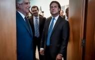 Portal 180 - Lacalle Pou nombra a Delgado y Ferrés como secretario y prosecretario de Presidencia
