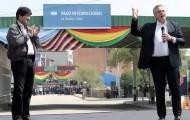 Portal 180 - Evo Morales regresa a Bolivia casi un año después de su exilio en Argentina