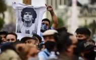 Portal 180 - Multitudinario adiós a Diego en Casa Rosada
