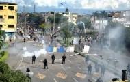 Portal 180 - Condena internacional al abuso policial en séptimo día de protestas en Colombia