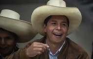 Portal 180 - Castillo pasa a liderar escrutinio en Perú pero la tendencia puede variar