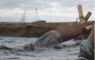 Portal 180 - Ministerio de Transporte contaminó arenas en La Paloma