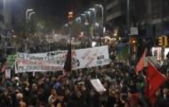"""Portal 180 - Una marcha contra """"los sueldos miserables"""" de la educación"""