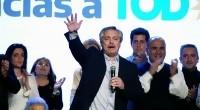 Portal 180 - Alberto Fernández arranca como favorito en la carrera por la presidencia argentina