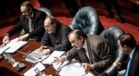 """Portal 180 - Coalición multicolor y Frente Amplio midieron """"relatos"""" en el Senado"""