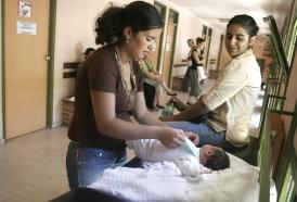 Portal 180 - Pocos nacimientos con alto índice de cesáreas