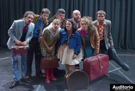 Portal 180 - Payasos de viaje en el Auditorio del Sodre