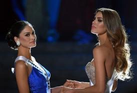 Portal 180 - Papelón en Miss Universo 2015: el presentador se equivocó de ganadora