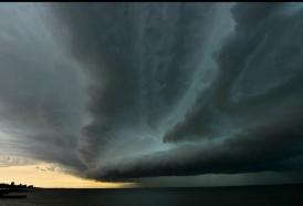 Portal 180 - Alerta amarilla por tormentas en el este