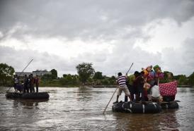 """Portal 180 - Amnistía Internacional critica el """"muro"""" de los mexicanos con centroamericanos"""