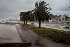 Portal 180 - Cesa alerta roja en Montevideo y ahora rige para Maldonado y Rocha