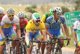 Portal 180 - Podio extranjero por primera vez en la historia de la Vuelta