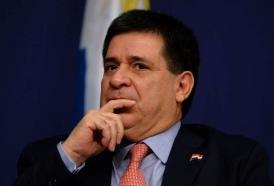 Portal 180 - Justicia brasileña pide prisión preventiva para el expresidente paraguayo Cartes