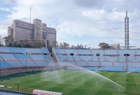 Portal 180 - Finales de la Libertadores y de la Sudamericana serán en el Centenario