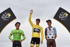 Portal 180 - Froome, ganador del Tour de Francia: el campeón que vino de Kenia