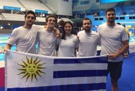 Portal 180 - Inés Remersaro batió el récord nacional en 50 metros libres