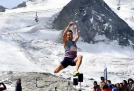 Portal 180 - Lasa saltó 8,18 a 3032 metros de altura
