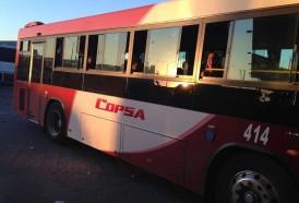 Portal 180 - Copsa presentó nuevas unidades y extensión de la línea 757