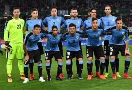 Portal 180 - Uruguay cayó cuatro puestos en el ránking FIFA