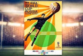 Portal 180 - El afiche de Rusia 2018 es el mejor de todos los mundiales