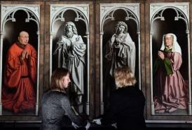 Portal 180 - Un sitio internet para asomarse con lupa a la obra de Van Eyck