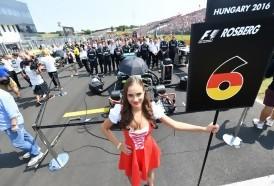 Portal 180 - La Fórmula 1 eliminó a las promotoras de la largada