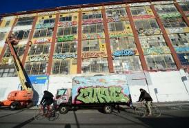 Portal 180 - Grafiteros indemnizados por casi siete millones de dólares en Nueva York tras destrucción de sus obras