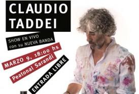 """Portal 180 - Claudio Taddei cierra su exposición """"CrHomoSónica"""" en la Peatonal Sarandí"""