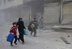 """Portal 180 - Siria ante """"un apocalipsis buscado, planificado y ejecutado"""""""