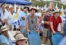 Portal 180 - Un Solo Uruguay se manifestará el miércoles en puntos de exportación