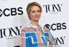 "Portal 180 - Cynthia Nixon de ""Sex and the City"" se postula a gobernadora de Nueva York"