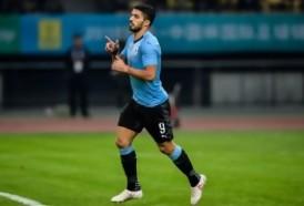 """Portal 180 - Uruguay ante Gales con el """"Cebolla"""" por Giorgian"""