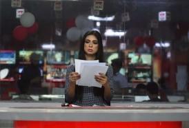 Portal 180 - Primera presentadora de noticias transexual de la televisión paquistaní