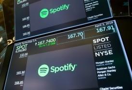 Portal 180 - Spotify debutó en Wall Street