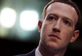 Portal 180 - Inversores suman presión para desplazar a Zuckerberg de la presidencia de Facebook