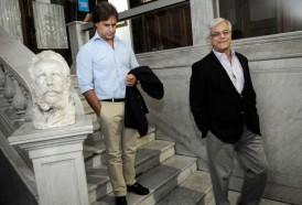"""Portal 180 - Gonzalo Mujica dejó el """"llano"""" de los """"desencatados"""" y se unió a Lacalle Pou"""