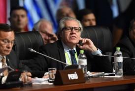 """Portal 180 - Cuba es una """"dictadura"""" y la transición es """"ilegítima"""", dijo Almagro"""